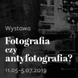 WYSTAWA: Fotografia czy antyfotografia?  Zdzisław Beksiński, Jerzy Lewczyński, Bronisław Schlabs – 60-lecie Pokazu zamkniętego